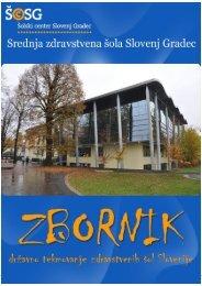 Zbornik 2011 - Åolski center Slovenj Gradec