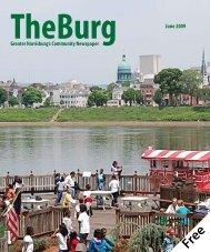 Greater Harrisburg's Community Newspaper June 2009 - theBurg
