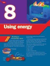 Using energy - Macmillan Publishers Australia