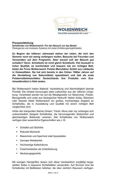 pdf download der kompletten Pressemitteilung vom 04.10.2010
