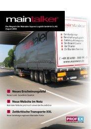 maintalker - Maintaler  Express Logistik GmbH & Co. KG