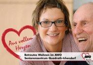 Aus vollem Herzen - AWO Pflege im Rhein-Erft-Kreis