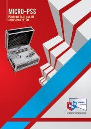 Micro-PSS brochure - ExIS