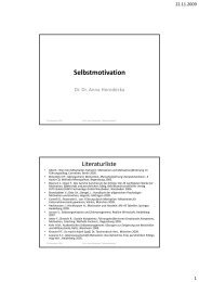 Selbstmotivation (PPT)
