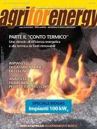 Impianti 100 kWe - 4Biogas GmbH & Co. KG