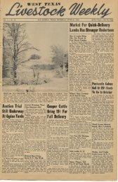 June 30, 1949 - Livestock Weekly!