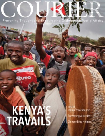 Summer 2013 issue - The Stanley Foundation