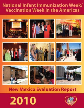 New Mexico Evaluation Report - Mexico Border Health Commission