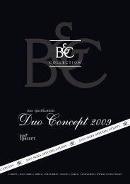 Duo Concept 2009 - brandex.sk