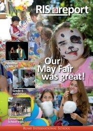 Issue 7 - Rome International School