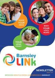 Spring 2010 - Voluntary Action Barnsley