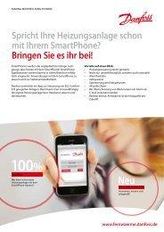 Spricht Ihre Heizungsanlage schon mit Ihrem ... - Danfoss GmbH