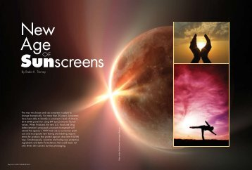 New Age Sun Screens - MedEsthetics