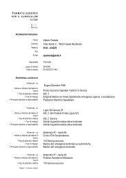 Alberto Podestà Viale Giolitti 2 – 15033 Casale Monferrato ... - ASL AL