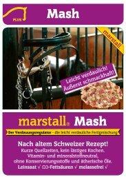 Fettsäuren √ melassefrei - Marstall