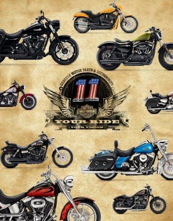 2011 Harley - Harley-Davidson Onlineshop