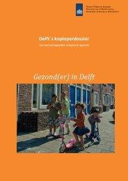 Gezond(er) in Delft - Forum, Instituut voor Multiculturele ontwikkeling