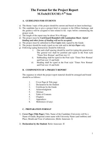 Project report format project report format for engineering  Notice of On site Meeting for  Construction or Improvement Project Form