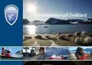 Sysselmannen på Svalbard