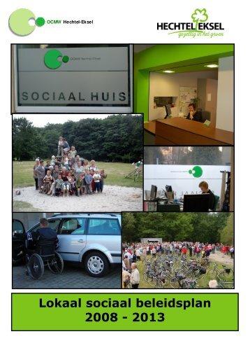 lokaal sociaal beleidsplan 2008-2014 - Vlaanderen.be