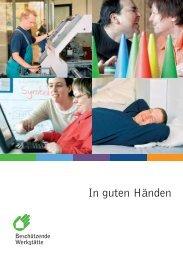 Downlaod (.pdf) - Beschützende Werkstätte für geistig und ...
