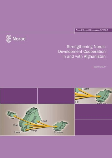 Strengthening Nordic Development Cooperation in and with ... - Norad