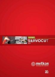 Servocut 301 Abrasive Cut Off Machine Catalogue