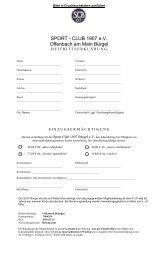 pdf-Format - SPORT - CLUB 1907 eV Bürgel