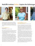 schlesinger library - Radcliffe Institute for Advanced Study - Harvard ... - Page 6