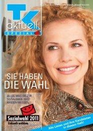 TK - Kandidaten und Listen ( PDF , 1.3 MB ) - Sozialwahl 2011