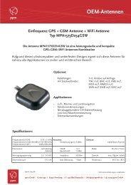Maxtena GPS L1/GSM/WiFi Antenne.pdf - ppm GmbH
