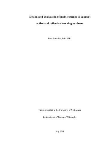 Thesis Revised Final Complete - Nottingham eTheses - University of ...