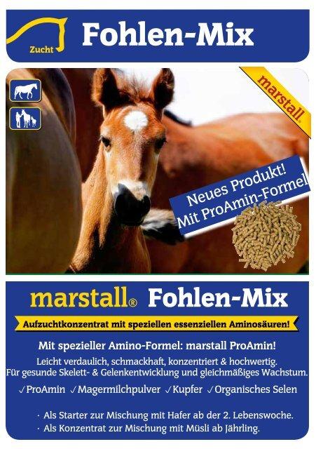 Fohlen-Mix - Marstall