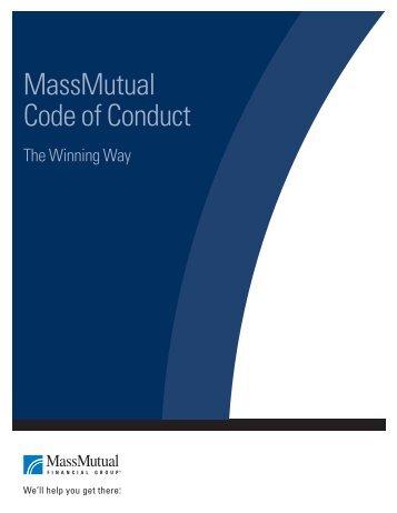 MassMutual Code of Conduct
