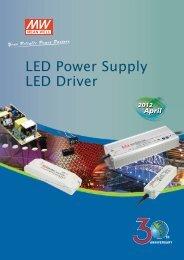 LED Power Supply LED Driver - Ledworld