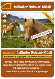 Ohne Hafer - Marstall