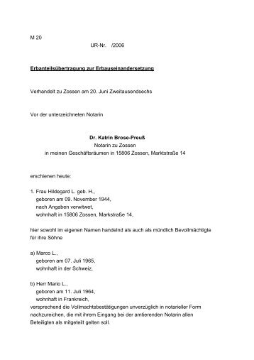 Darlehensvertrag Muster