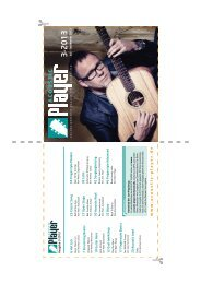 DVD-Cover Ausgabe 3-2013 - ACOUSTIC PLAYER
