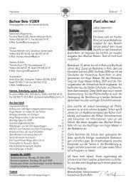 Ausgabe_1_2009 [PDF, 2.00 MB] - Gemeinde Buchs