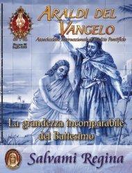 Rivista Araldi del Vangelo - Salvamiregina.it