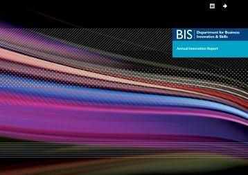 Annual Innovation Report - PraxisUnico