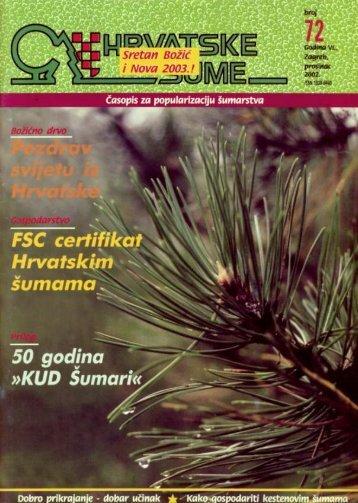 Hrvatska Baranja - Hrvatske šume