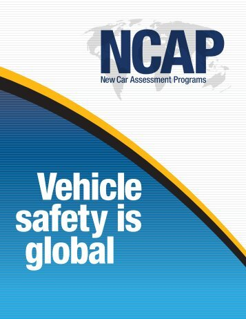 Vehicle safety is global - Global NCAP