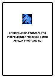 commissioning protocol for independently ... - (M-Net) Corporate