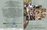 progr. port - Instituto Interamericano De Derechos Humanos - IIDH