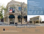 368 E. Campbell Ave Campbell, California - Prime Commercial, Inc