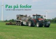 17302 Planteavlsr. Fosfor broch - LandbrugsInfo