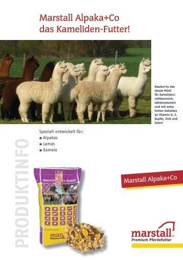 produktinfo - Marstall