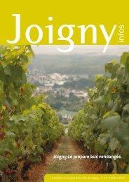 N° 44 - octobre 2012 - Joigny