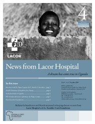 Bulletin-from-Lacor-Hospital-2009-12.pdf - Fondazione Corti